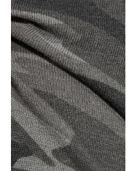 Splendid - Multicolor Camouflage-print Terry Track Pants - Lyst