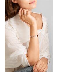 Diane Kordas - Metallic Cosmos 18-karat Rose Gold Diamond Bracelet - Lyst