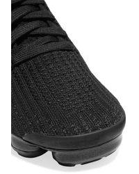 Nike Black Air Vapormax 3 Flyknit Sneakers