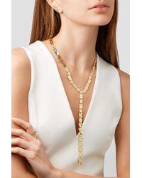 Ippolita - Metallic Senso 18-karat Gold Necklace - Lyst