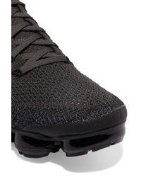 Nike Black Air Vapormax Flyknit Sneakers