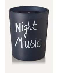 Bella Freud Parfum Blue Night Music Scented Candle, 190g