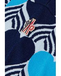 Moncler Genius Blue 3 Grenoble - Printed sweatshirt