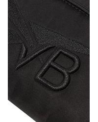 Reebok X Victoria Beckham Black Gürteltasche Aus Shell