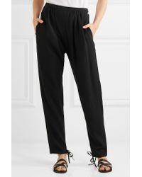 Chloé Black Cady Pants