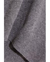 J.Crew Gray Cashmere Sweater