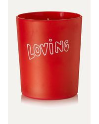 Bella Freud Parfum Red Loving Scented Candle, 190g