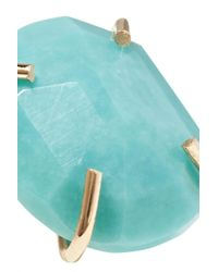 Melissa Joy Manning - Blue 14-karat Gold, Apatite And Turquoise Earrings - Lyst