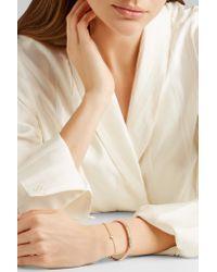 Anita Ko - Metallic 18-karat Rose Gold Diamond Cuff - Lyst