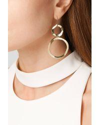 Ippolita - Metallic Glamazon Snowman 18-karat Gold Earrings - Lyst