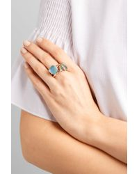 Pomellato - Metallic Nudo Maxi 18-karat Rose Gold Topaz Ring - Lyst