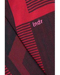 Legging Stretch Cosmos LNDR en coloris Red
