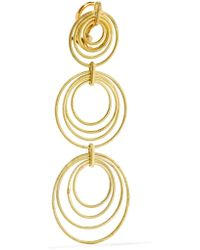 Buccellati - Metallic Hawaii Waikiki 18-karat Gold Earrings - Lyst