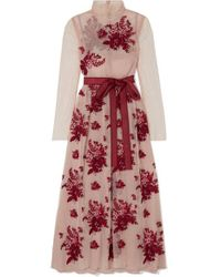 RED Valentino Embroidered Point D