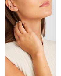 Anita Ko Pink Galaxy 18-karat Rose Gold Ear Cuff