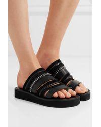 3.1 Phillip Lim Black Sandals