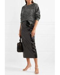 Georgia Alice Metallic Tinsel Pullover Aus Lurex®