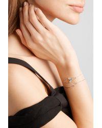 Stephen Webster | Metallic Fly By Night 18-karat White Gold Diamond Bracelet | Lyst