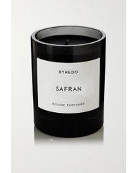 Byredo Black Safran Scented Candle, 240g