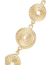 Rosantica - Metallic Soffio Gold-tone Body Chain - Lyst