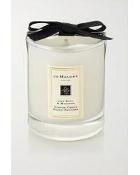 Jo Malone London Multicolor Lime Basil & Mandarin Scented Travel Candle, 60g