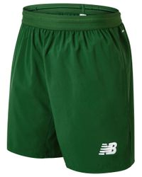 New Balance Green New Balance Celtic Fc Away Short for men