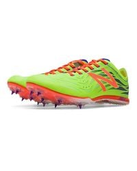 New Balance - Green Md800v4 Spike - Lyst
