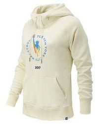 New Balance Multicolor Nyc Marathon Essentials Pullover Hoodie