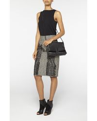Nicole Miller - Black Stellar Crossbody Bag - Lyst