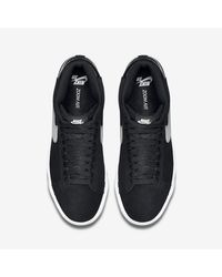 Nike Black Sb Zoom Blazer Premium Se for men