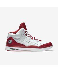 Nike Red Jordan Flight Tradition for men