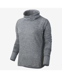 Nike Gray Therma Sphere Element for men