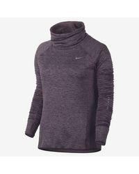 Nike Purple Therma Sphere Element