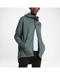 Nike | Green Sportswear Tech Fleece Women's Cape | Lyst
