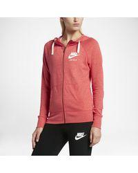 Nike Multicolor Gym Vintage Full-zip Women