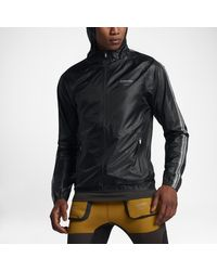 Nike Black Lab Gyakusou Packable Men's Running Jacket for men