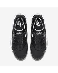 Nike Black Air Huarache for men