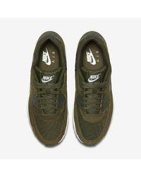 Nike Green Air Max 90 Premium for men