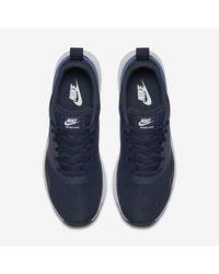 Nike Blue Air Max Tavas for men