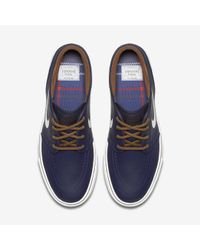 Nike Blue Sb Zoom Stefan Janoski Og for men