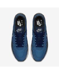 Nike Blue Air Zoom Pegasus 92 Premium for men