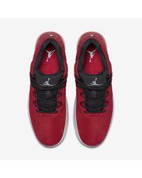 Nike Red Jordan Academy for men