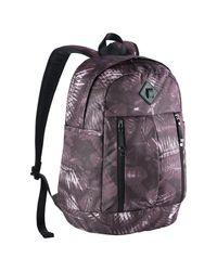 Nike Auralux Printed Training Backpack (purple)