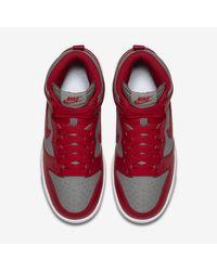 Nike Red Dunk Retro Qs