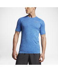 Nike Blue Dry Knit Men
