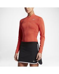Nike Red Zonal Cooling Dry Knit