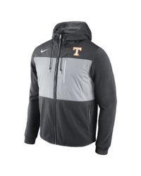 Nike | Gray College Championship Drive Av15 Fleece (tennessee) Men's Full-zip Hoodie for Men | Lyst