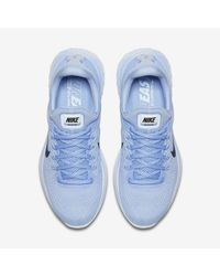 Nike Blue Lunar Skyelux