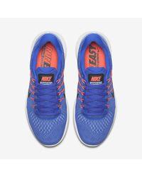 Nike Blue Lunarglide 8