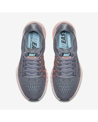 Nike Gray Air Zoom Odyssey 2